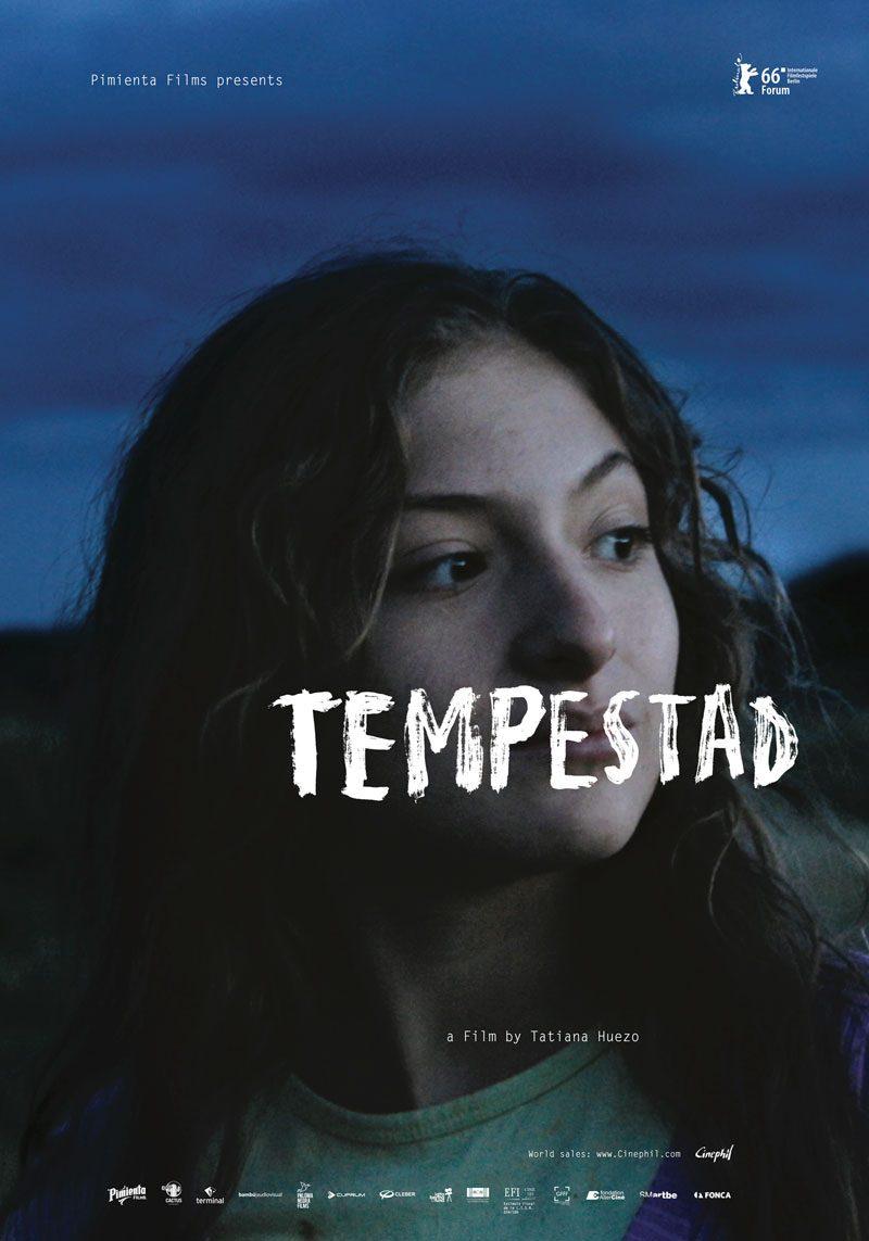 Tempestad Poster